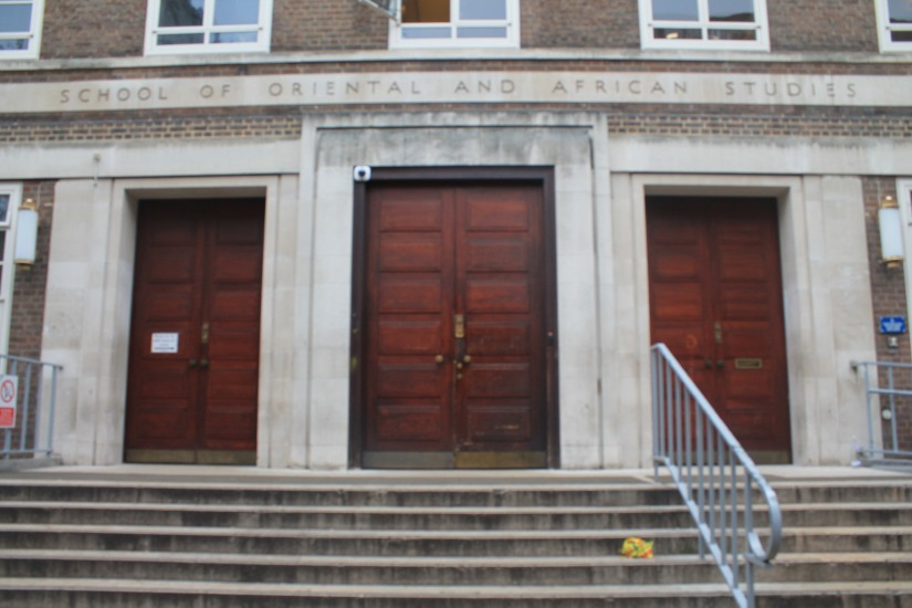 SOAS closes: the suspension of a staff member led to protests